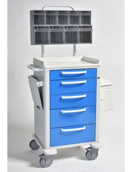 MS 24  MEDICATION TROLLEY