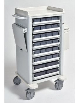 MS 33 THERAPY TROLLEY