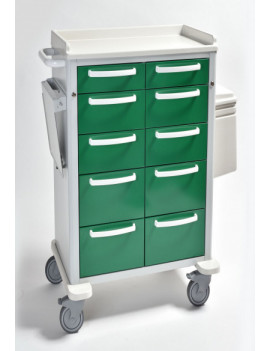 MS 34 THERAPY TROLLEY