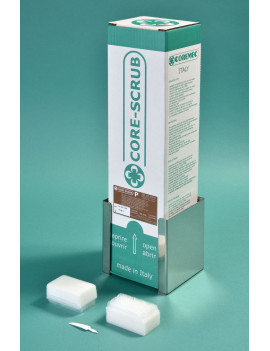 CS-270-P -  SURGICAL BRUSHES FOR DISINFECTION - IODINE POVIDONE (20 ml. PVP Iodine 7,5%)
