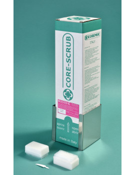 CS-270-C - SURGICAL BRUSHES FOR DISINFECTION - CHLOREXIDINE