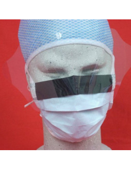 M3TB110 –  3-LAYER SURGICAL MASK, RESISTANT FLUID