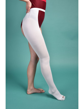 CAT AT –  Single tights with dorsal inspection hole, decompression femoral gusset and belt
