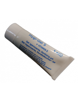 HYGI-GEL-5 - SANITIZING GEL FOR ORAL TISSUES