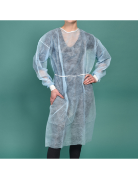 VTB01 - DRESSING GOWN FOR PATIENTS WITH BELT