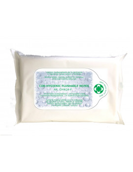 COR-HYGIENIC FLUSHABLE WIPES – DISPOSABLE HUMIDIFIED WIPES