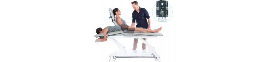 TREATMENT BEDS gymna PRO