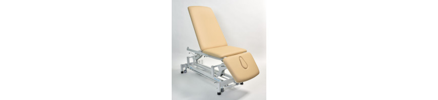 TREATMENT BEDS SERIES FISIO