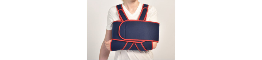 ARM-SHOULDER IMMOBILIZER