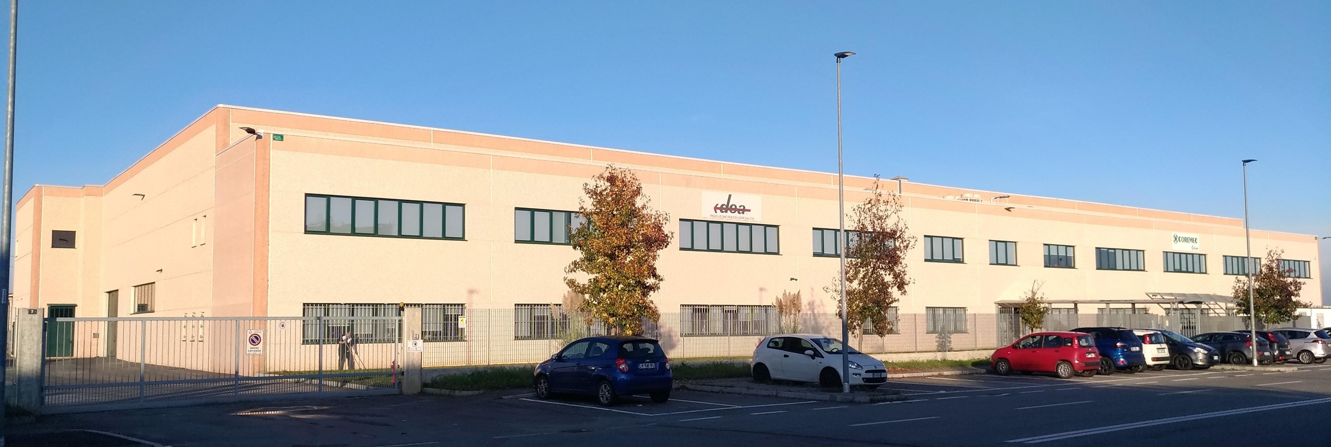 DEA Building